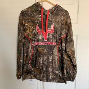Realtree Pink and Camo Hoodie